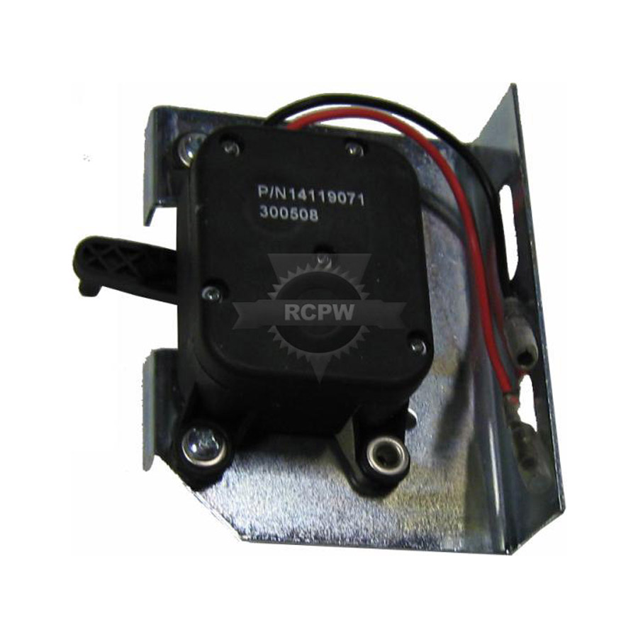 Buyers 1410713 Electric Throttle Motor With Bracket For