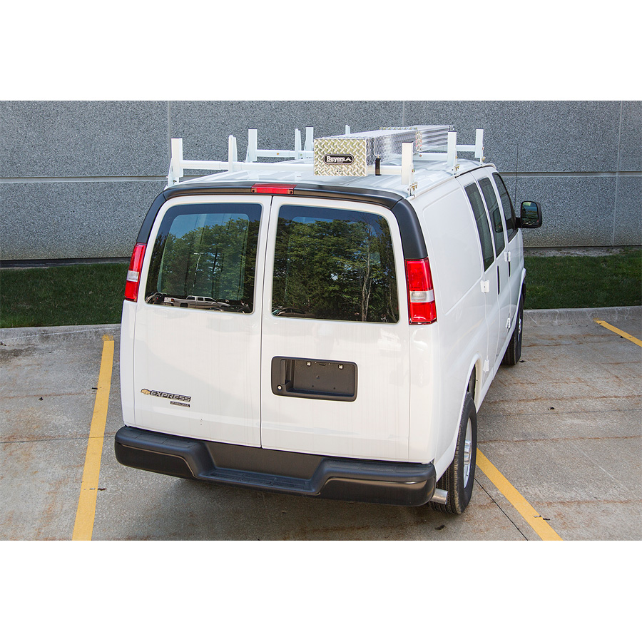 picture 7 of van ladder rack