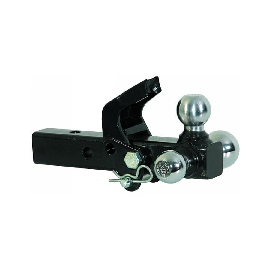 Adjustable Hitch Receiver >> Buyers 1802279 Adjustable Tri-Ball Multi-Ball Hitch with ...