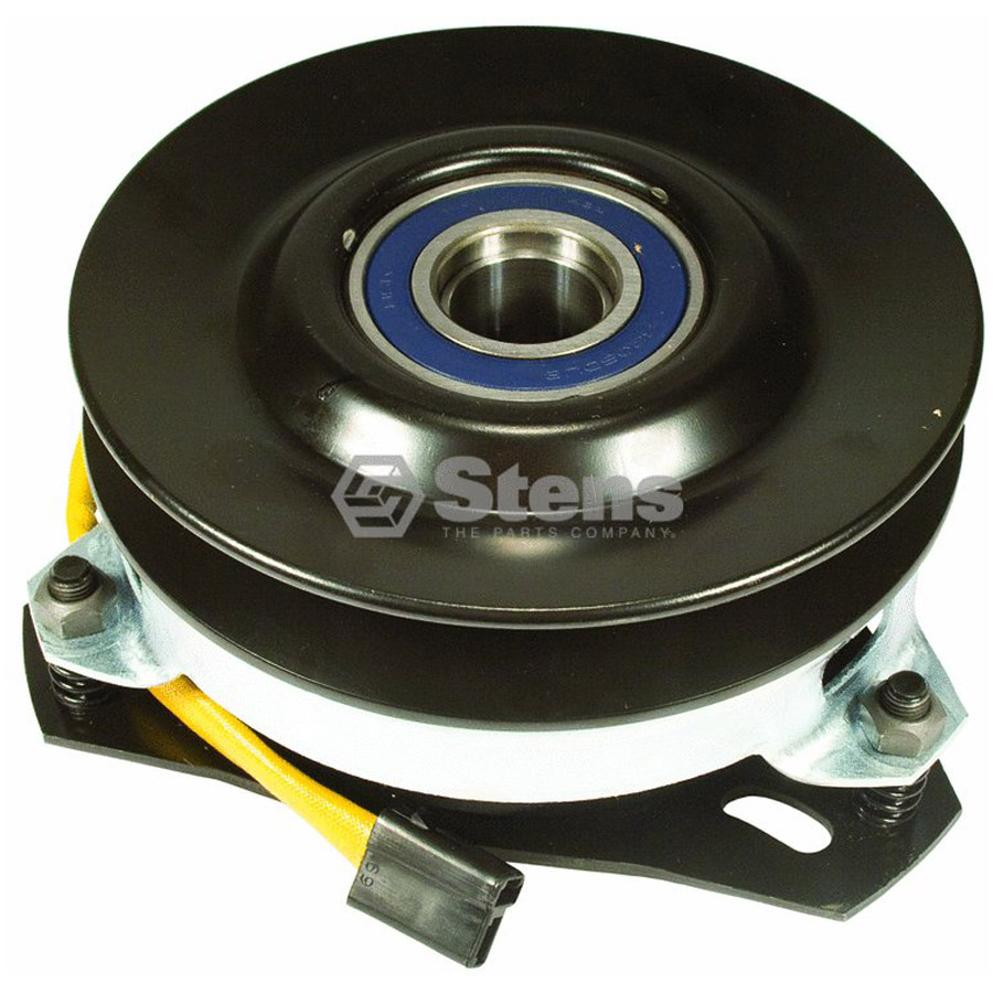 Used Electric Pto Clutch : Electric pto clutch replaces cub cadet