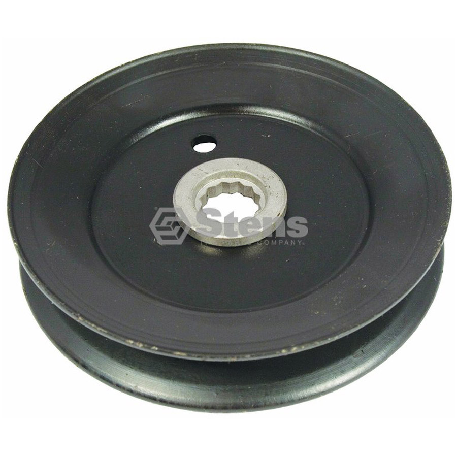 Spindle Pulley For Riding Mowers : Stens spindle pulley