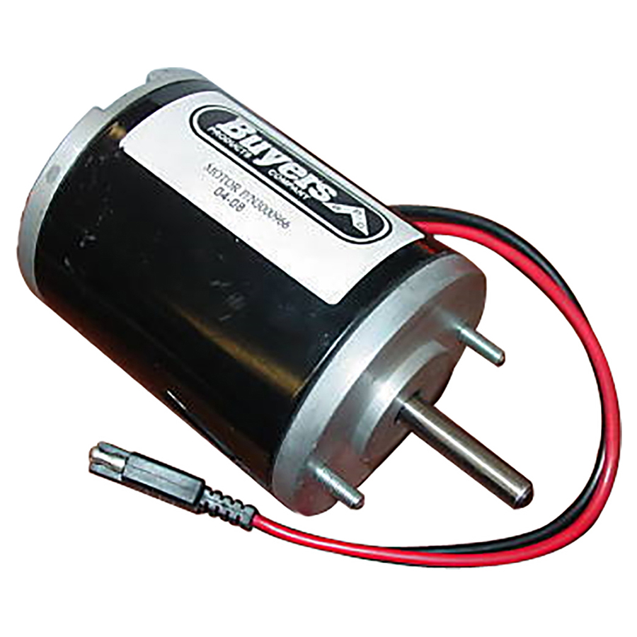 Buyers 3000966 buyers replacement atv spreader motor for Small electric motor repair parts