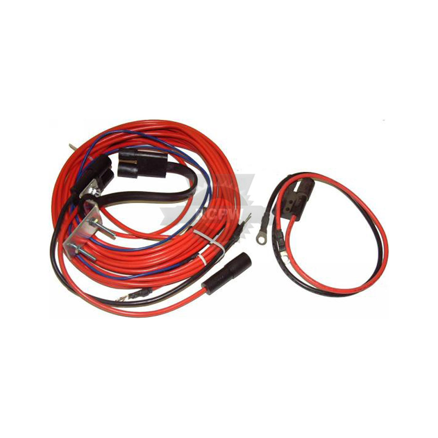 Buyers 3001540 Truck Wire Harness Assembly 5007 Asembly Picture Of Click Image Above To Enlarge