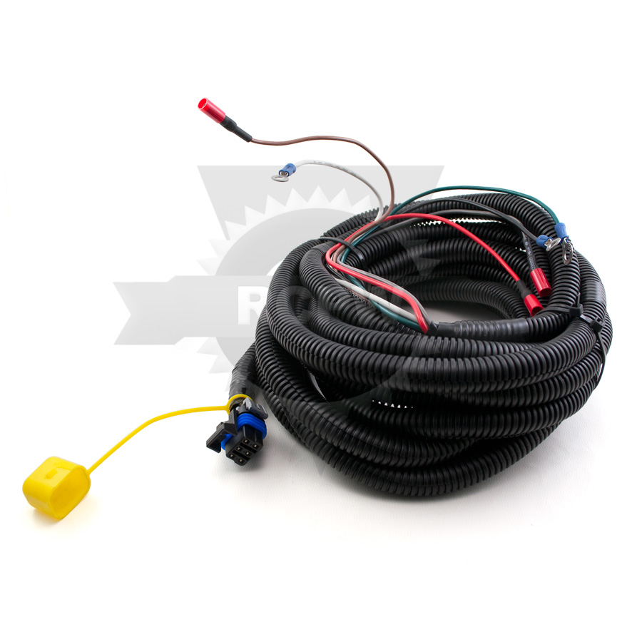 buyers 3002534 wiring harness for hopper spreaders 52 71