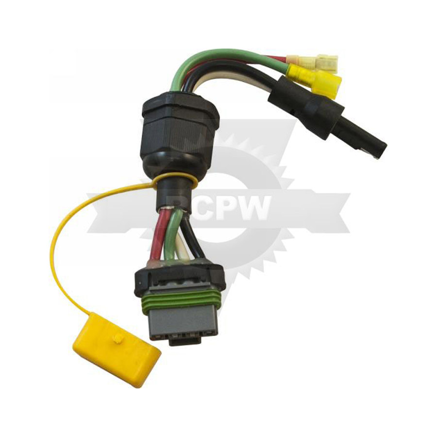 buyers 3006844 auger wiring harness 64 62