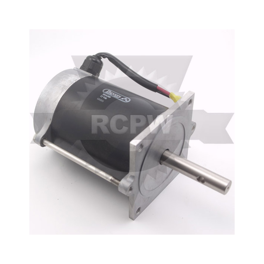 Buyers 3016309 12v Dc 5hp Electric Spinner Motor 274 76