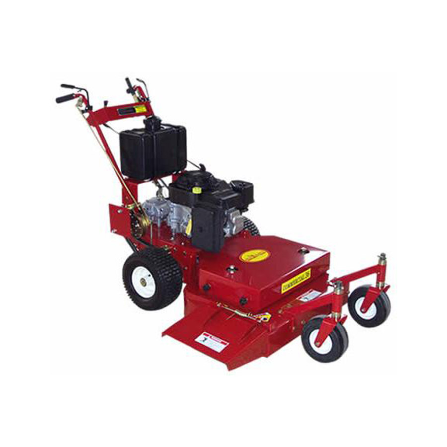 Red Hawk 36K0150B Walk-Behind Belt-Driven Mower With 36