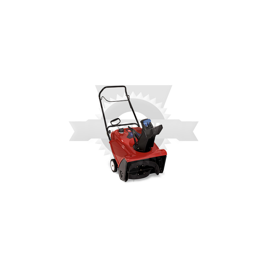 toro power clear 418 ze how to start