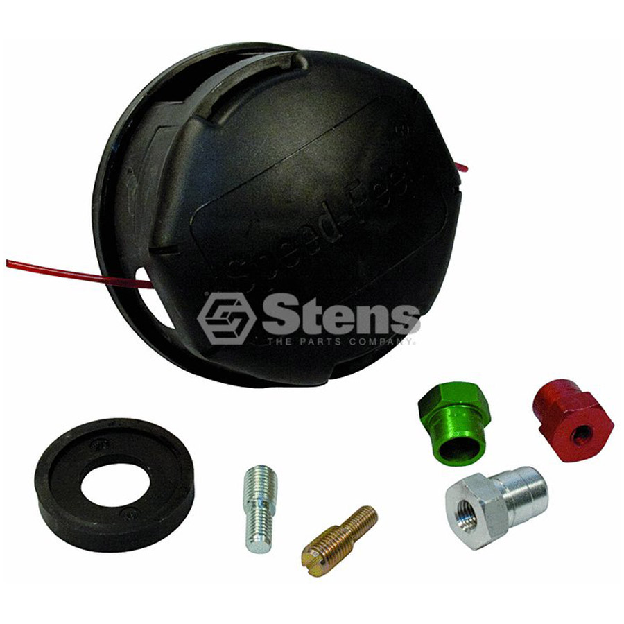 John Deere Trimmer Replacement Parts : Stens speed feed trimmer head