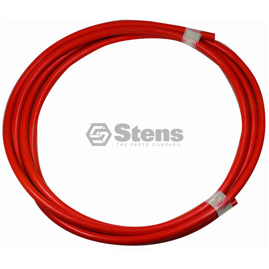 Red Battery Cable : Stens red battery cable