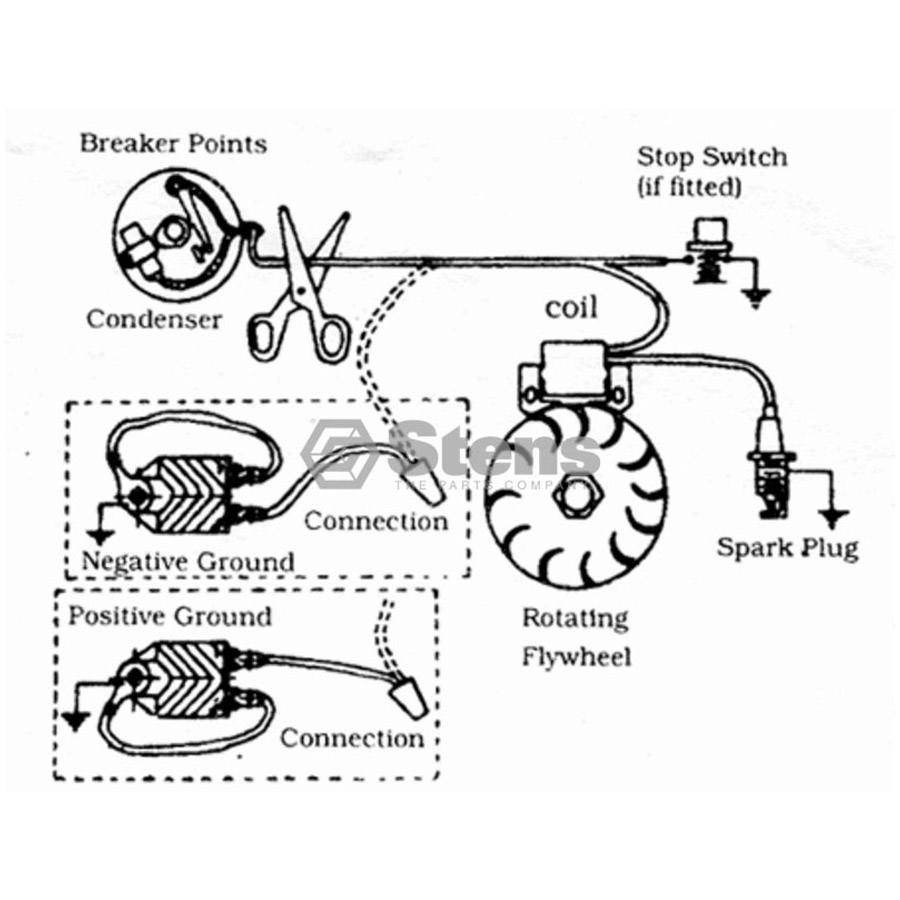 ultima ignition module wiring diagram