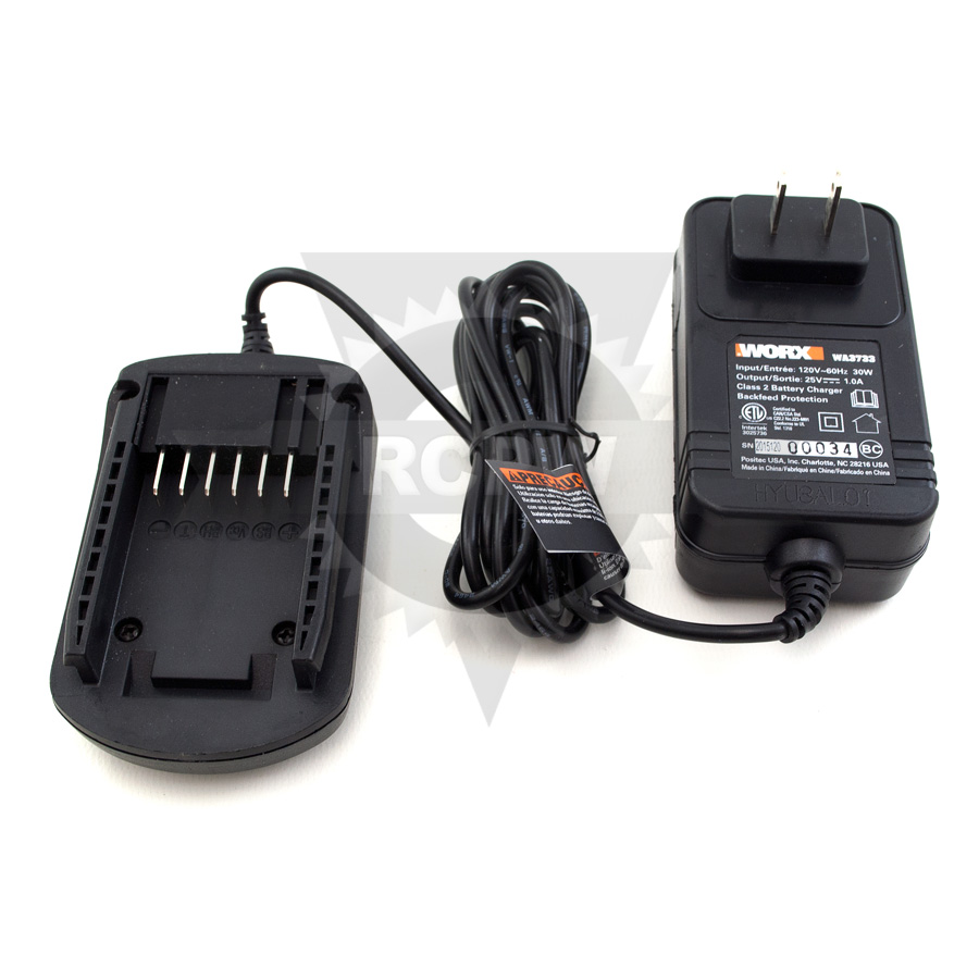 Worx 24V Li-Ion Battery Charger