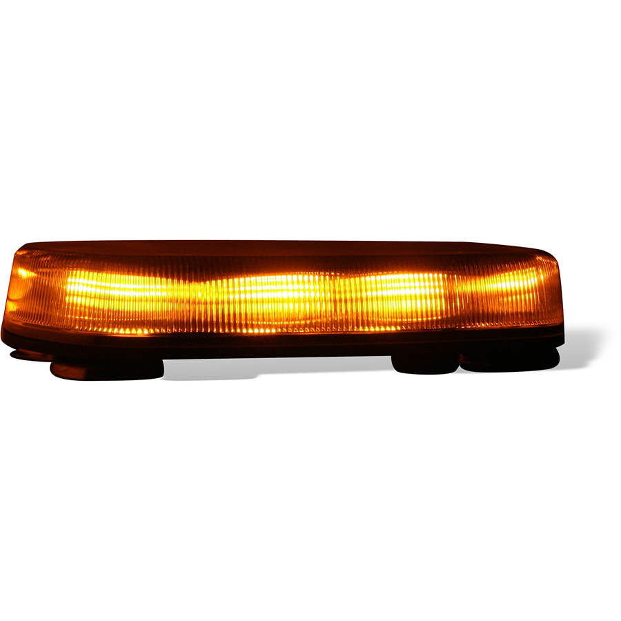 picture of led mini lightbar magnetic mount with protective rubber. Black Bedroom Furniture Sets. Home Design Ideas