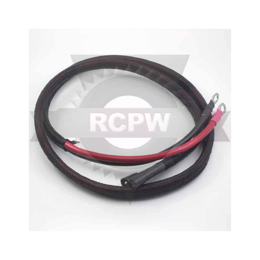 sno way 96104221 battery power harness 107 49