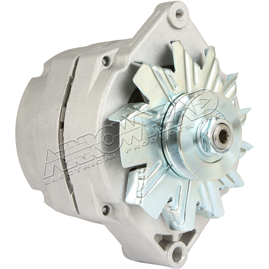 Attractive 1 Wire Alternator Conversion Chevy Image Collection ...