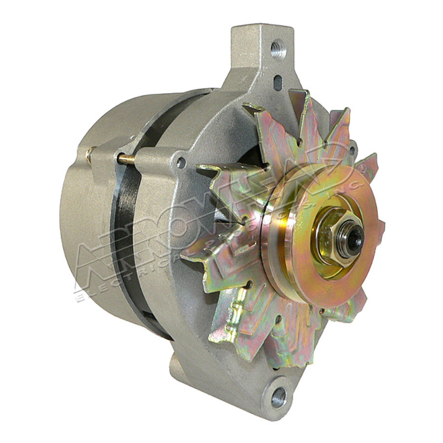 External Parts Of A Tractor : Arrowhead afd alternator for g series ford engines