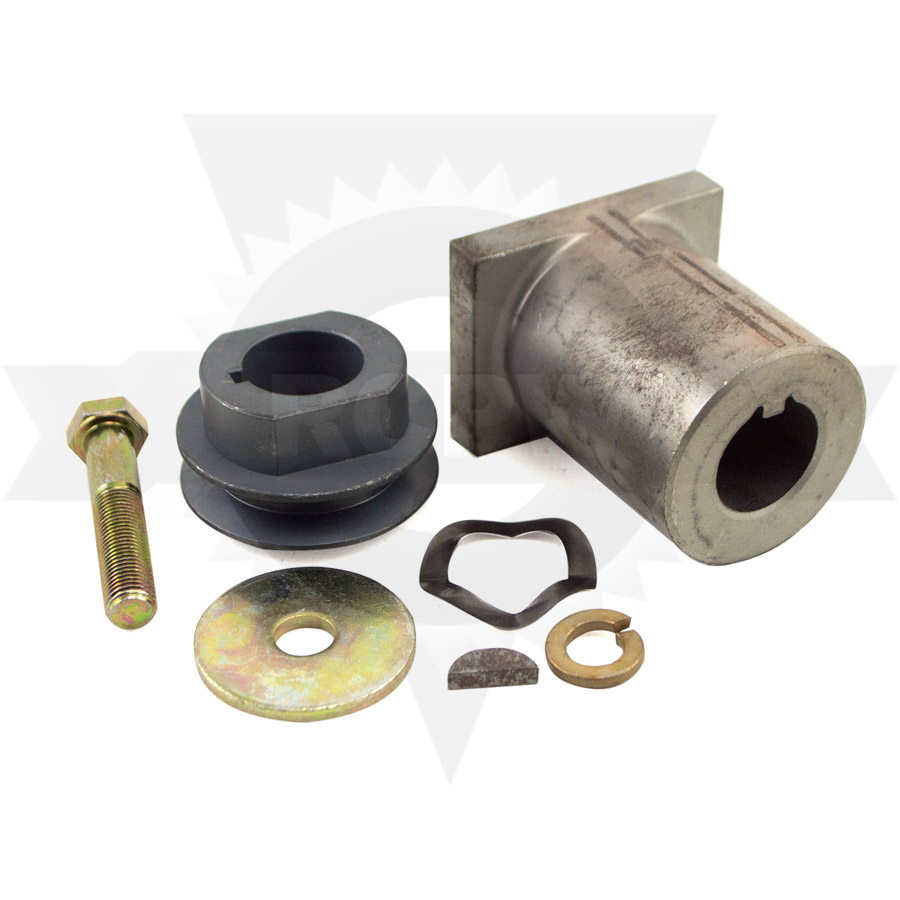 Ariens 51109000 Kit Blade Adapter 2 Piece 45 40