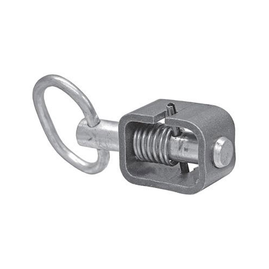 buyers b2598lp 5  8 u0026quot  spring latch with plain tube and 1 31