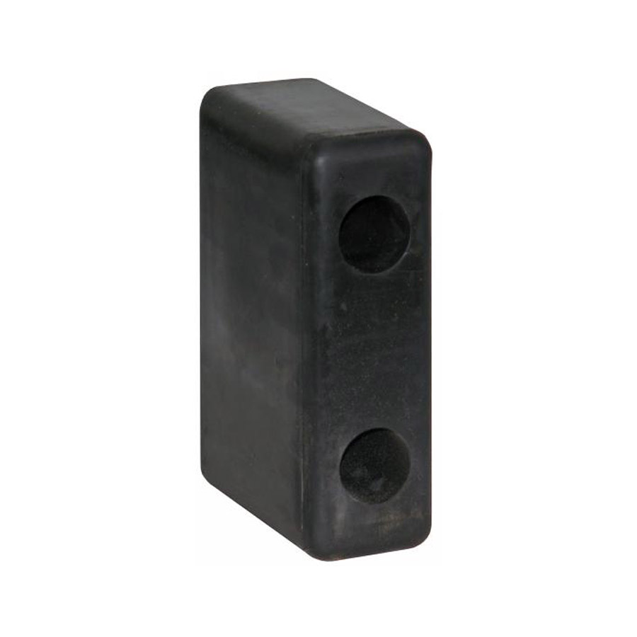 "Buyers B5264 Molded Rubber Bumper - 2-1/2"" x 4-1/8"" x 6-3 ..."