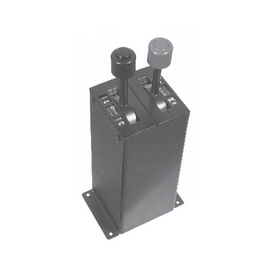 Dump Body Lever Actuated Switch : Buyers bds pto hoist dual lever for quot thd