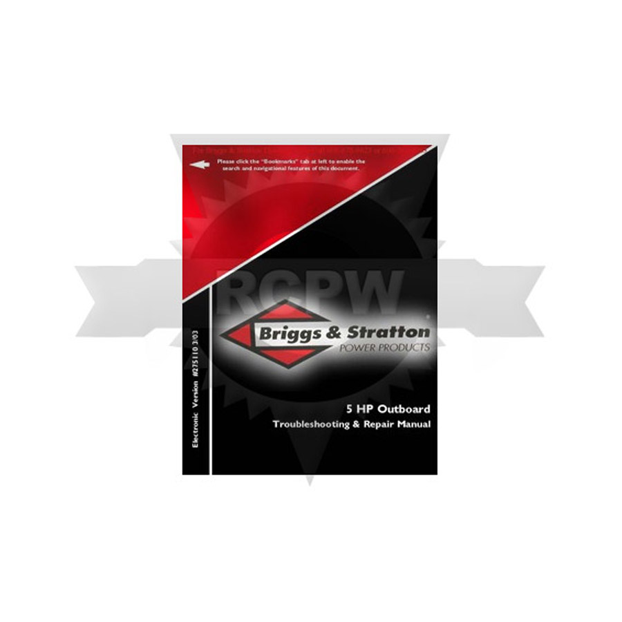 275110 outboard rep manual