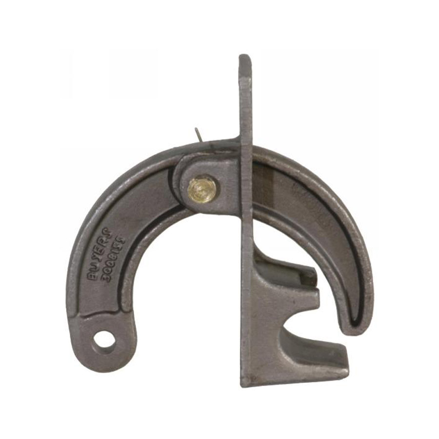 Dump Bed Tailgate Hinge Removable Pin : Buyers btl b quot wide lower hinge assembly for