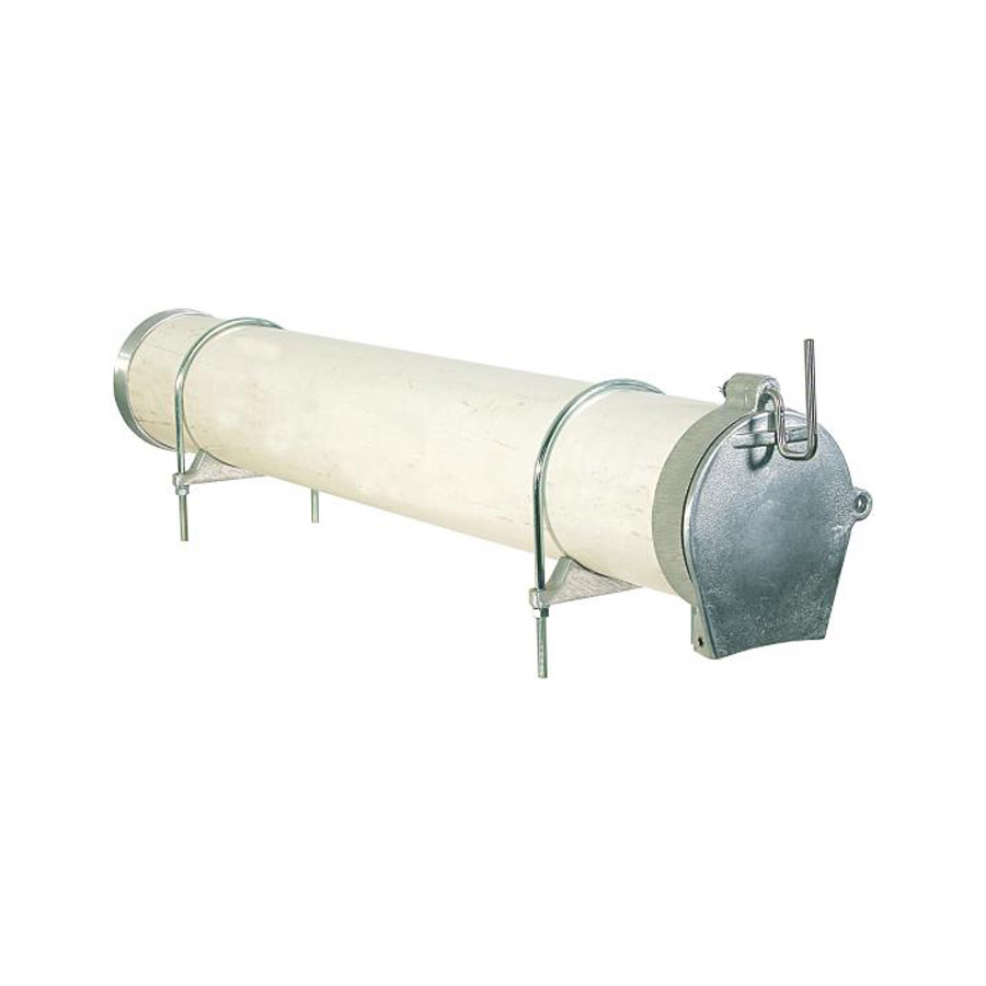 Buyers Cc600 6 Quot Conduit Carrier Kit With Spring Loaded