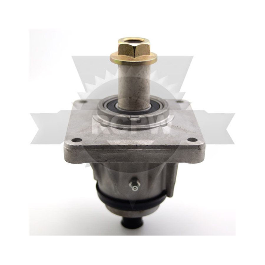 yard machine spindle assembly