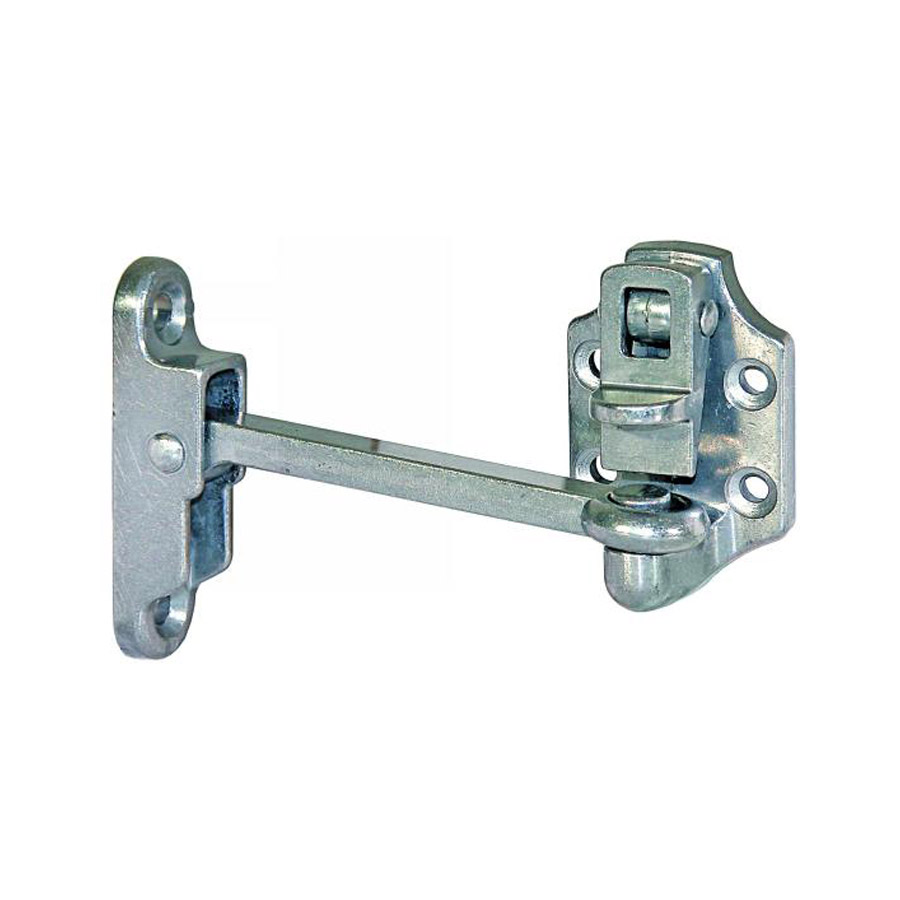 Buyers Dh304 Aluminum Door Hold Back With 4 Quot Hook Amp Keeper
