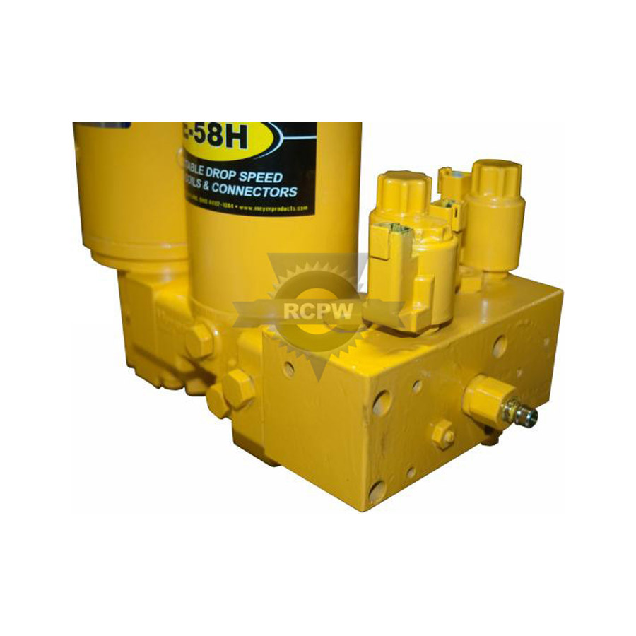 Rcpw E58h Refurbished Meyer Snow Plow Pump Backordered Meyers E 58h Wiring Schematic Picture 3 Of