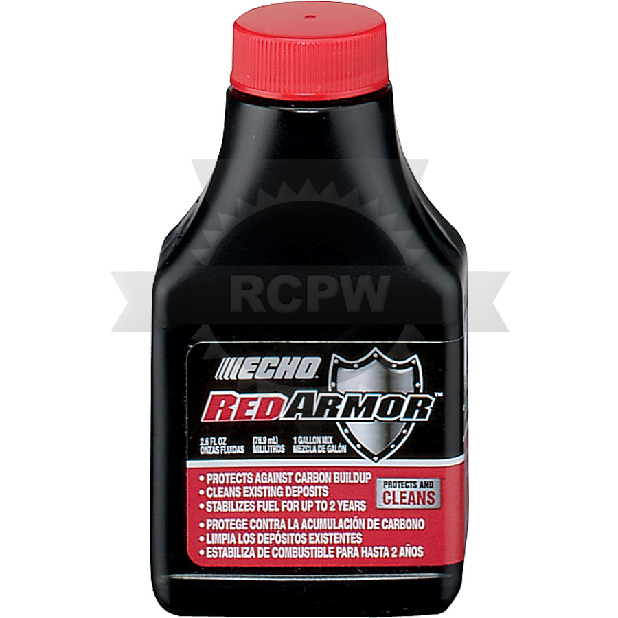 Echo 6550001 48 2 6 Oz Echo Red Armor Oil 91 35
