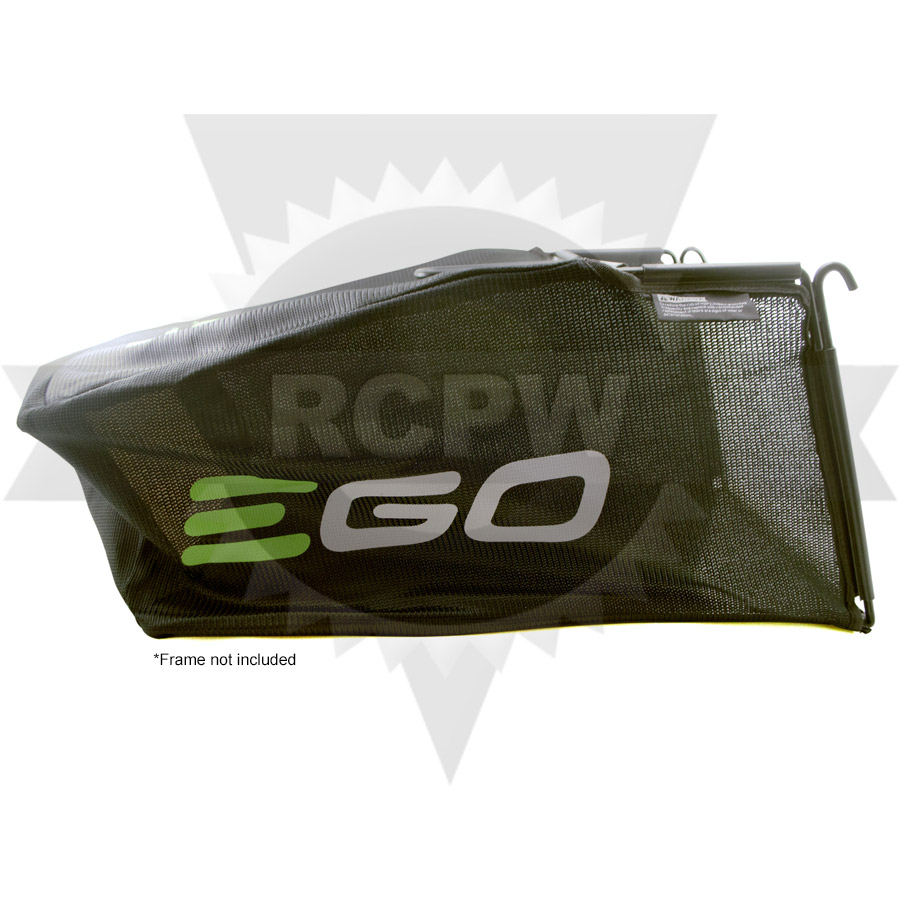 EGO Power Parts 3800095004 Grass Bag Catcher for LM2000 and LM2000-S 21 Lawn Mowers
