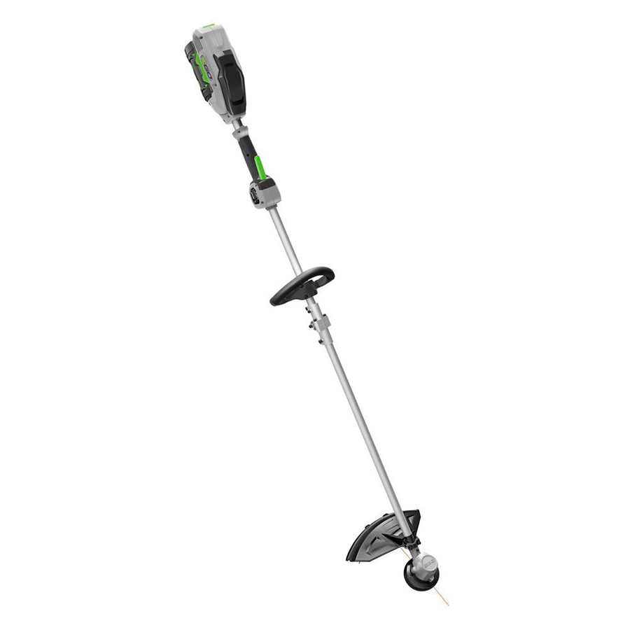 ego st1502sa 15 u0026quot  foldable shaft string trimmer with rapid reload head  56v lithium