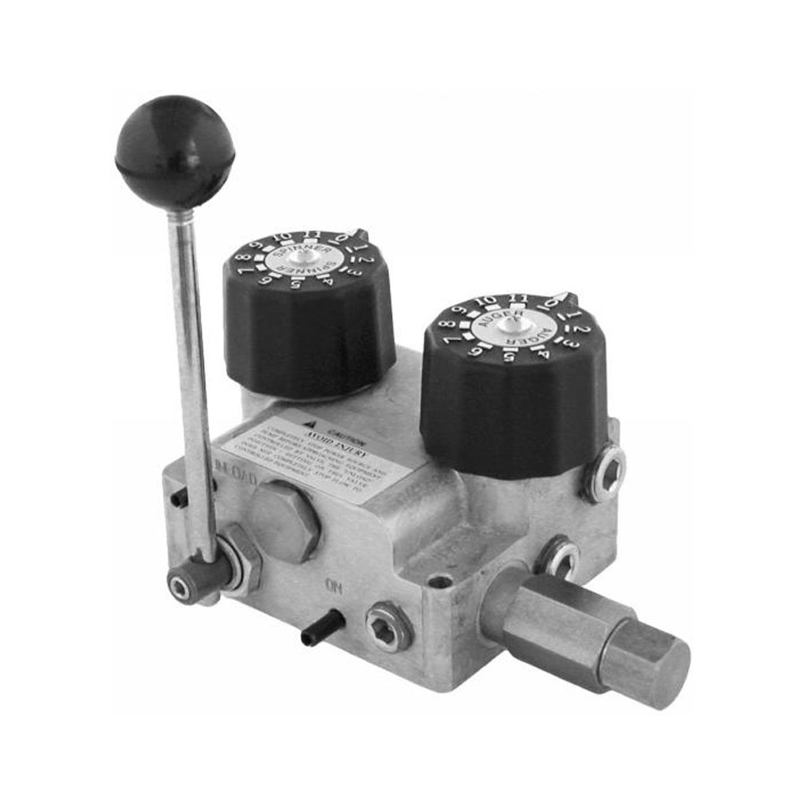 Hydraulic Motor For Salt Spreader : Buyers hvc hydraulic spreader valve and console