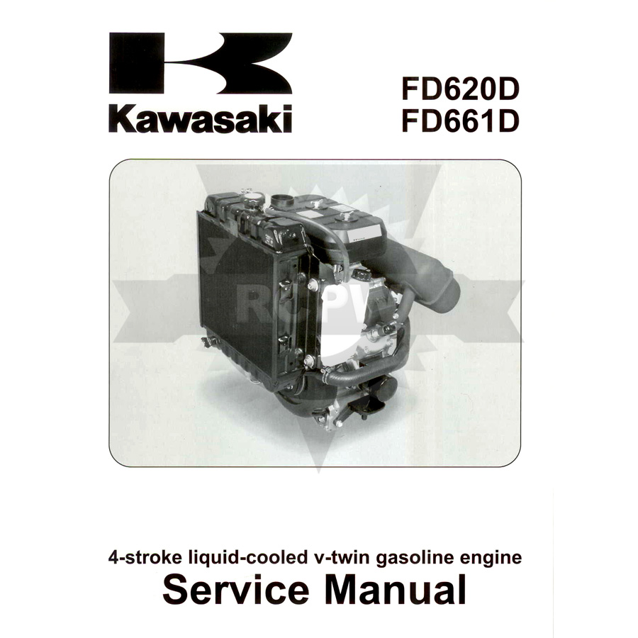 Picture of FD620D-FD661D Engine Service Manual Click image above to enlarge.