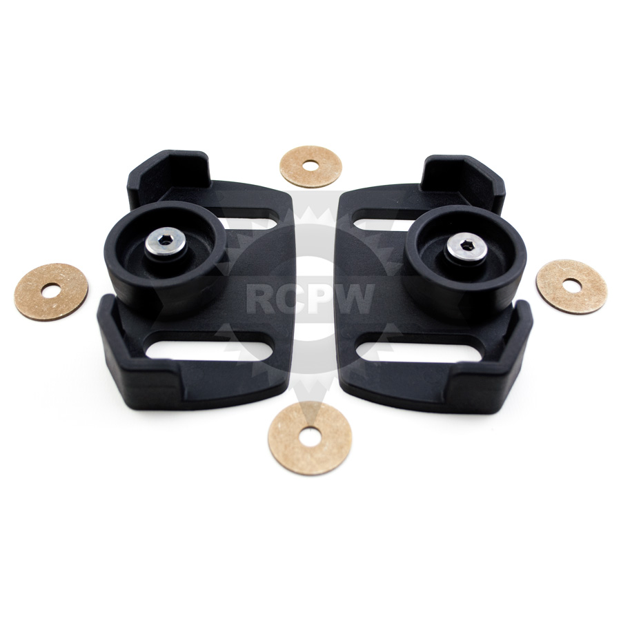 Mtd 490 241 0038 Rolling Skid Shoes 34 99
