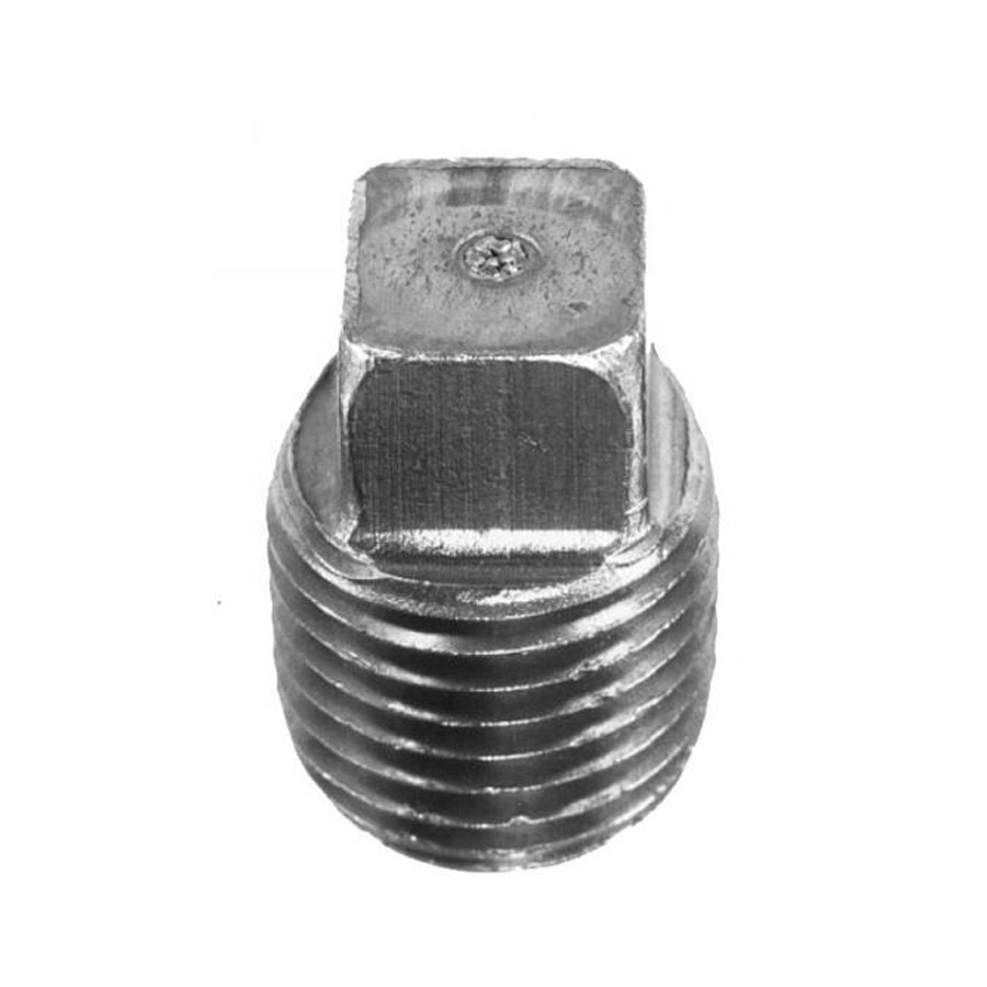 Buyers ppv vented pipe plug quot thread