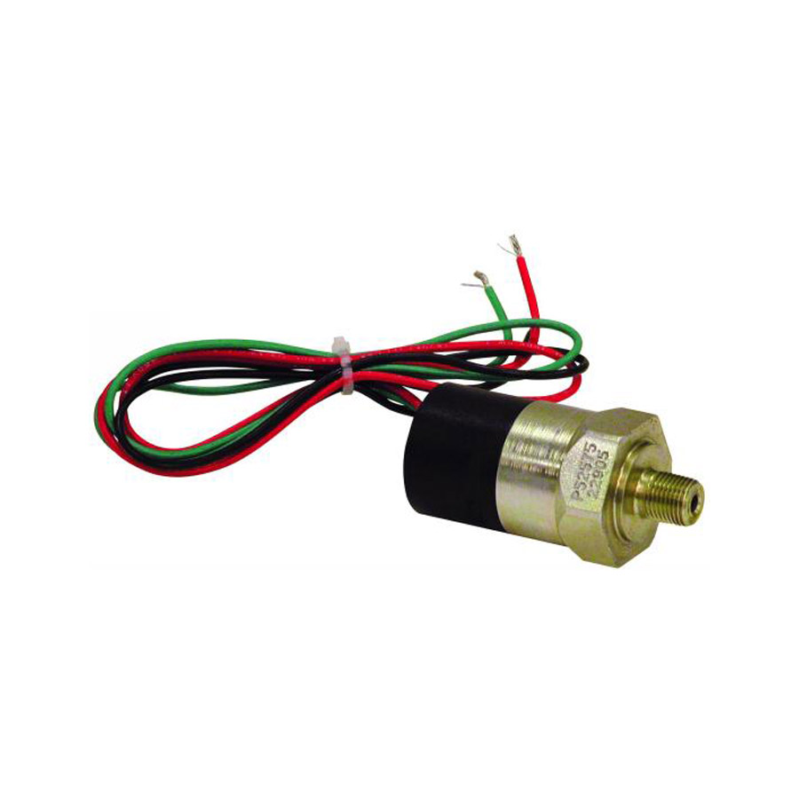 Buyers Ps2575 Adjustable Pressure Switch 25 75 Psi 1 8