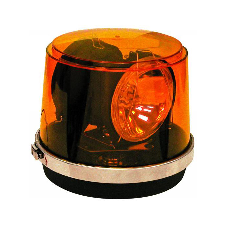 Buyers Rl2a Amber Revolving Snow Plow Light Discontinued