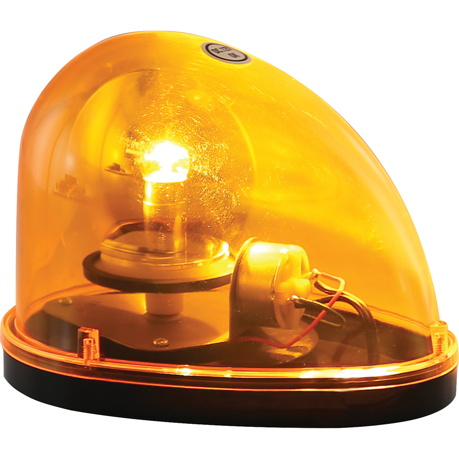 Safety Light Fixtures : Buyers rl a magnetic mount revolving snow plow safety