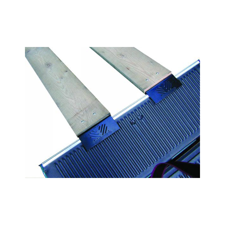 """Look Up Number >> Buyers RP8 Ramp Plate Kit for 2"""" x 8"""" Planks ($24.88)"""