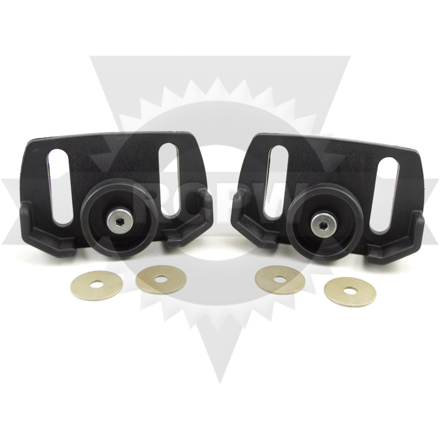 The Snow Blower Roller Skid Pair Replaces Ariens