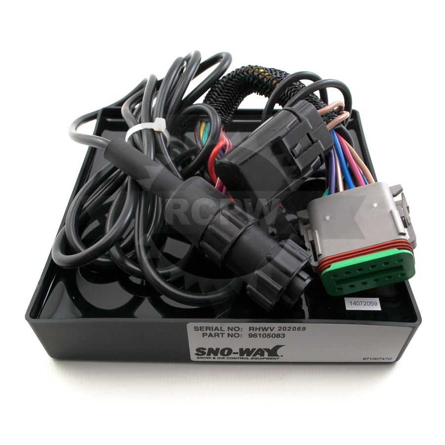 sno way 96105083 v wired receiver module replaces sno way