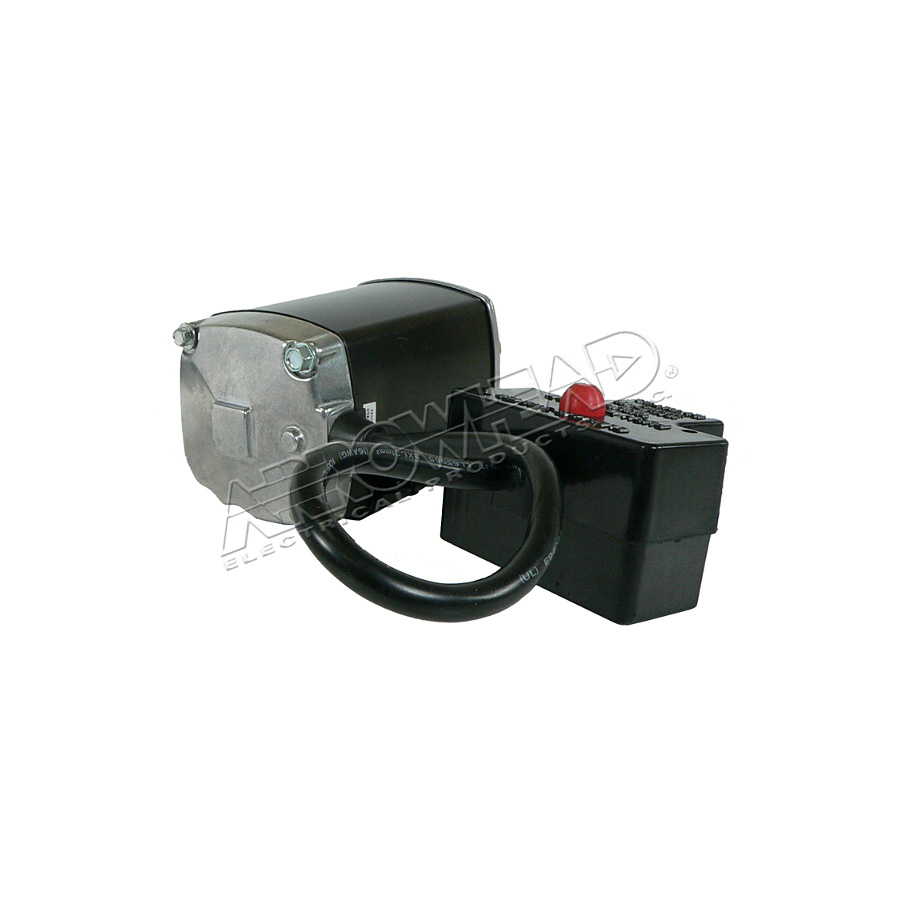 120v Tecumseh Electric Starter Kit Without Cord Replaces
