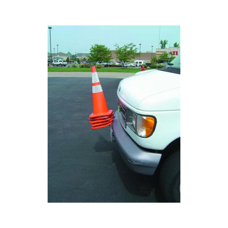 Buyers Tch10v Traffic Cone Holders 22 Quot Vertical