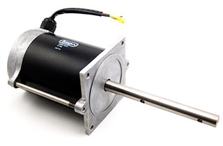Electric Salt Spreader Motor