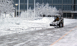 Snow Removal Client