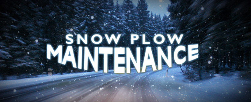 Snow Plow Maintenance Main Image