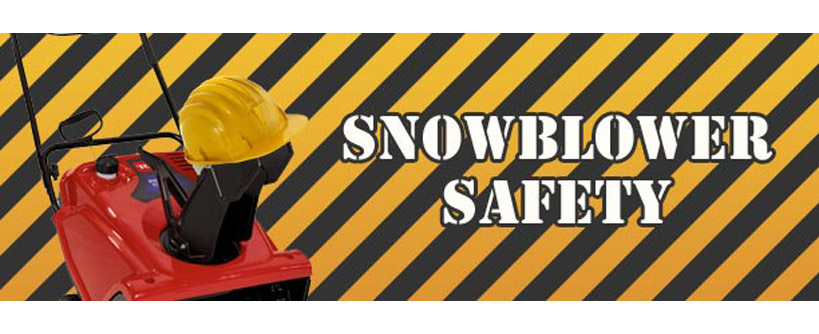 Tips for Snowblower Safety Main Image