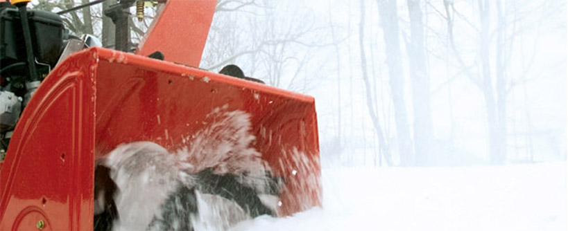 Top Nine Tune Up Tips for Snowblowers Main Image